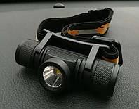 Фонарь налобный Boruit D10 на светодиоде Cree XM-L2 U2 фара фонарик D-10 налобник прожектор налобний DHT901B1