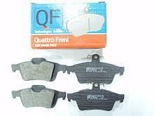 """Колодка тормозная FORD Focus II, C-MAX I, II, MAZDA 3, 5 задняя """"Quattro Freni"""""""