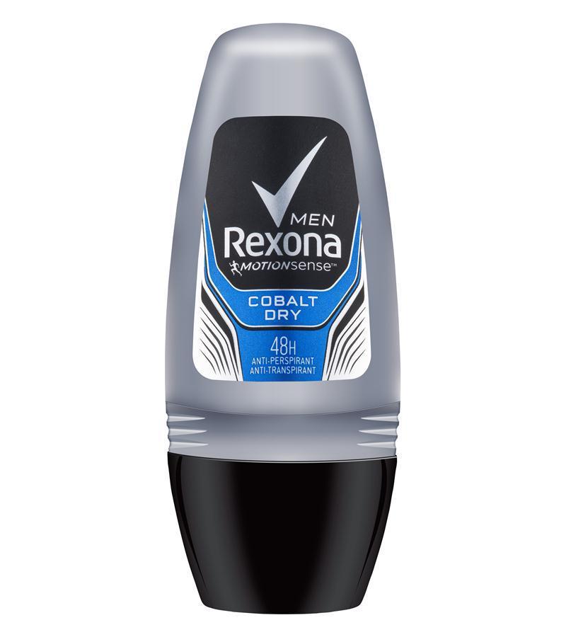 Акція -13% Антиперспирант Rexona MEN Cobalt Dry, 50мл