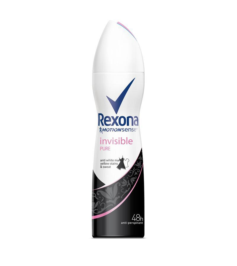 Акція -13% Антиперспирант Rexona Invisible Pure, 150мл