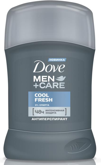 Акція -13% Антиперспирант Dove MEN+CARE Прохладная свежесть, 50мл