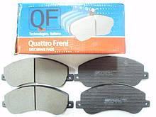 """Колодка гальмівна FORD TRANSIT 2006 - передня """"Quattro Freni"""""""
