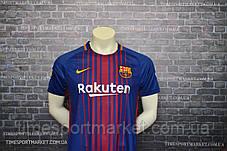 Футбольная форма Барселона  2017-2018 (домашняя Неймар) -Топ качество, фото 2