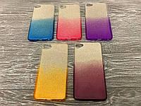 TPU чехол Gradient для Meizu U10 (5 цветов)
