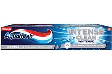 Зубная паста Aquafresh Аквафреш Интенсивное Очищение Отбеливание 75мл+75мл