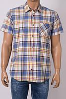 Рубашка с коротким рукавом мужская ANOTHER JOGGY 134173500 YELLOW