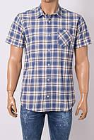 Рубашка с коротким рукавом мужская ANOTHER JOGGY 134174300 INDIGO