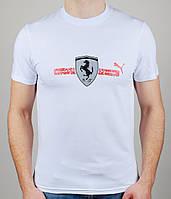 Мужская спортивная футболка Puma Scuderia Ferrari