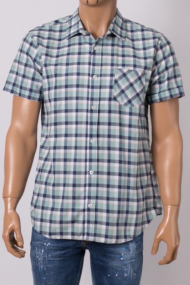 Рубашка с коротким рукавом мужская ANOTHER JOGGY 134174600 MINT