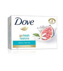 Акція -13% Крем-мило  Dove go fresh Инжир   лепестки апельсина, 135г