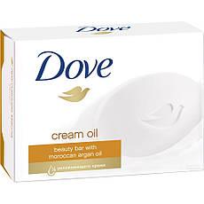 Акція -13% Крем-мыло Dove Драгоценный масла, 100г