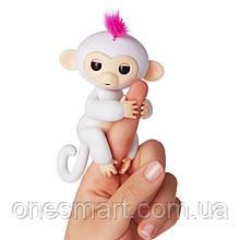 Інтерактивна Іграшка Happy Monkey White