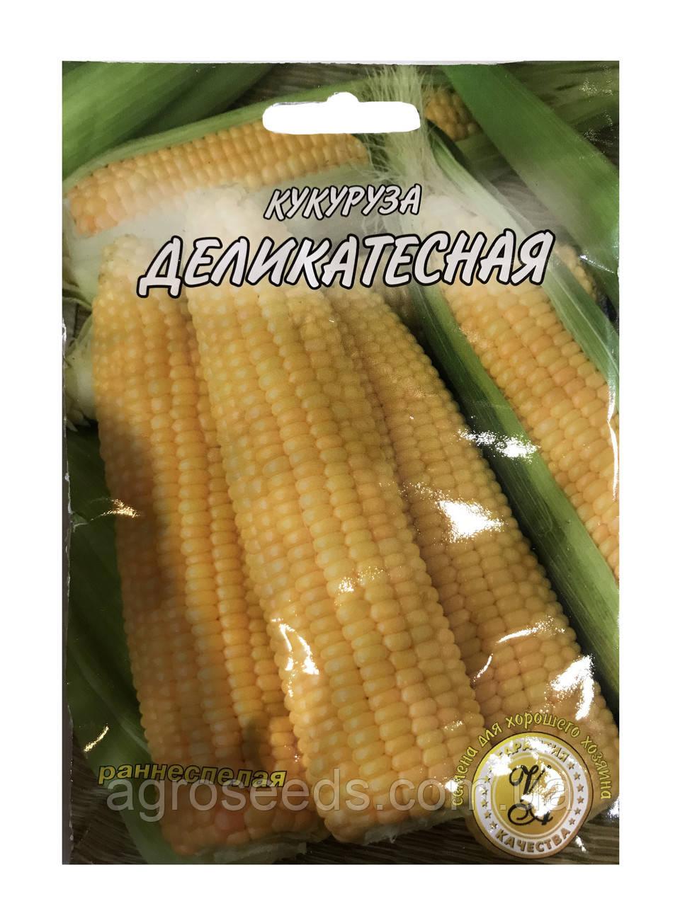 Семена кукурузы Деликатесная 20 г