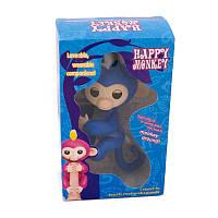 Игрушка Интерактивная Happy Monkey Blue
