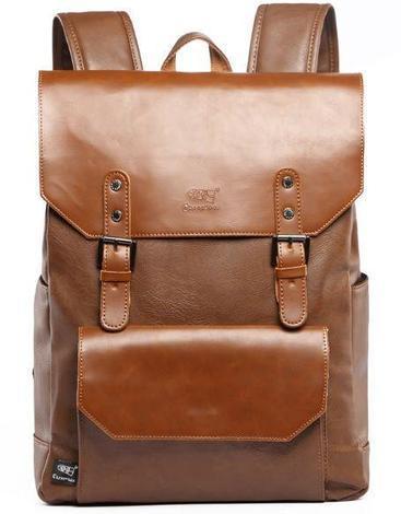 Рюкзак городской Tbox коричневый.