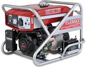 Бензиновий генератор Elemax SV 6500S