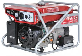 Бензиновий генератор Elemax SV 6500