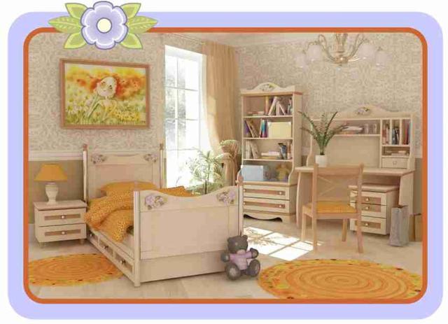 Детская комната Ангел