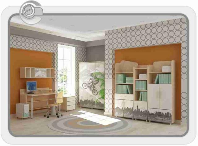 Детская комната Mega