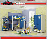 Детская комната серии Driver