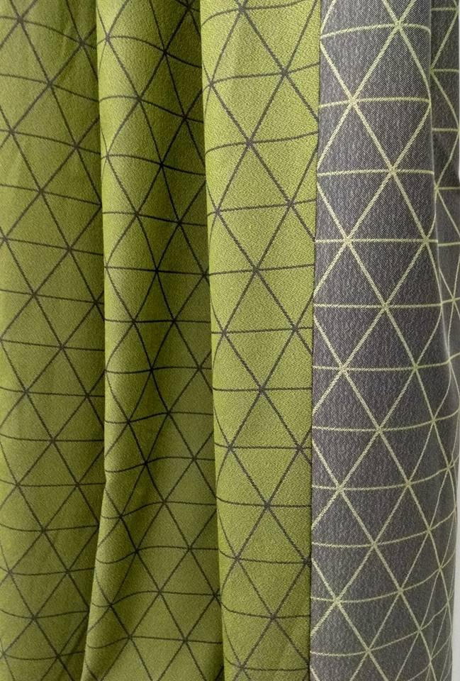 Портьерная ткань J/17. 1540-A v5 (зеленый)
