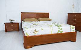 ✅ Дерев'яне ліжко Мілена 120х190 см ТМ Аурель (Олімп)