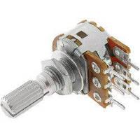 Потенциометр стерео R16110G-B200K L=20mm