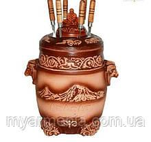 """Тандир електричний (Тандир, Тундир) електричний """"Арарат"""", Вірменія. 35см"""