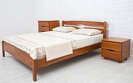 ✅ Дерев'яне ліжко Ліка Люкс Олімп