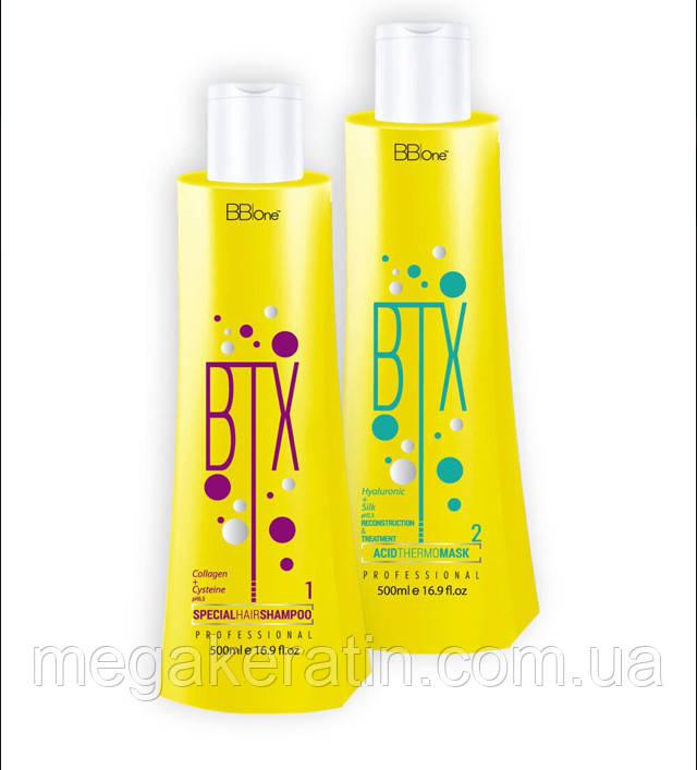 Набор Ботокс для волос BTX ACID 2*500 мл. BBone