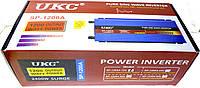Інвертор з чистою синусоїдою UKC Technology Pure Sine Inverter-1200W, фото 1