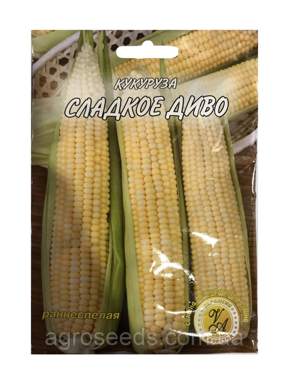 Семена кукурузы Сладкое Диво 20 г