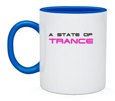 Чашка A STATE OF TRANCE, фото 3