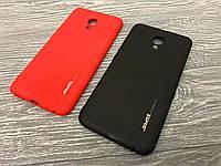 TPU чехол Smitt накладка бампер для Meizu MX6 (2 цвета)