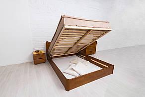 ✅ Деревянная кровать София V с механизмом 120х190 см ТМ Аурель (Олимп), фото 2