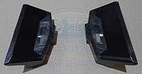 Фонарь освещения номерного знака ВАЗ 2106 Б/Л (11) правый + левый  (к-кт 2 шт) Формула Света