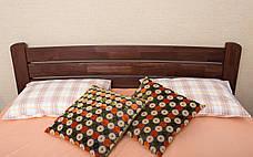 ✅ Деревянная кровать София V с ящиками 120х190 см ТМ Аурель (Олимп), фото 2