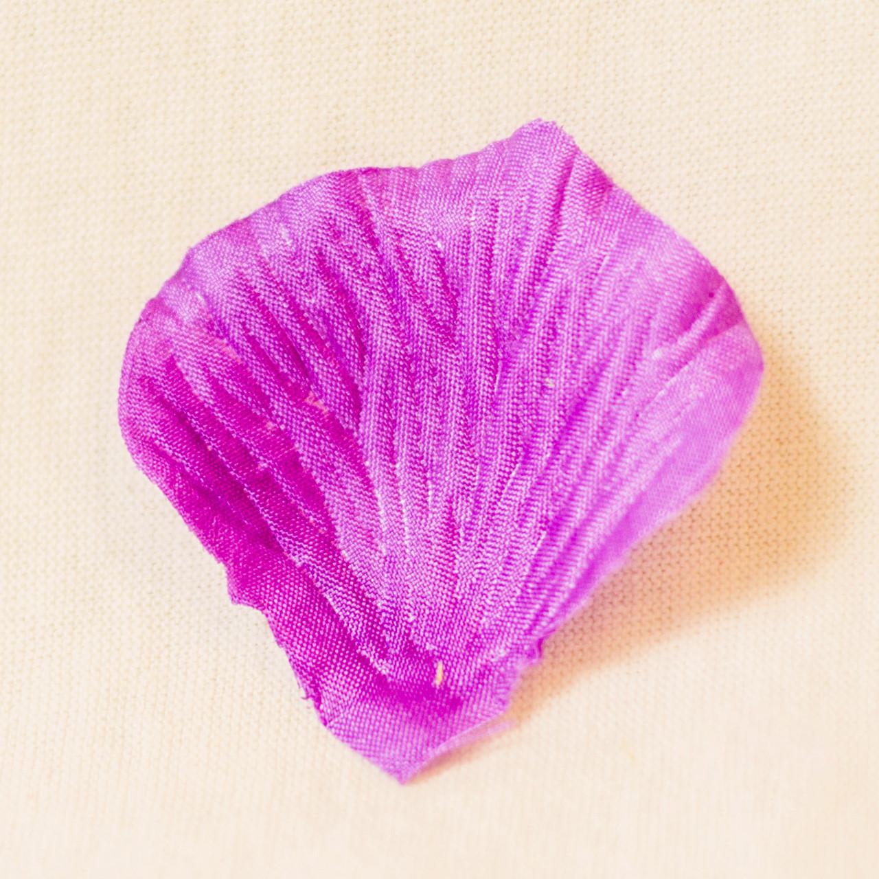 Искусственные лепестки роз (темно-фиолетовый) №3