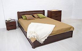 ✅ Дерев'яне ліжко Софія Люкс з механізмом 120х190 см ТМ Аурель (Олімп)