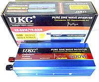Инвертор с чистой синусоидой UKC Technology Pure Sine Inverter-600W, фото 1
