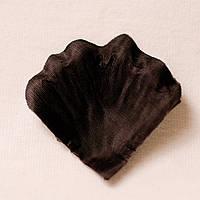 Искусственные лепестки роз (черный) №7
