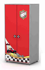 Двухдверный шкаф Dr-02-2 Driver
