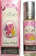 Масляные духи Zahoor Al reef Ard Al Zaafaran (Ард Аль Заафаран) 10 мл