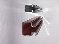 Профиль направляющий для каретки кабельной | Профиль токоподвода | Система токоподвода