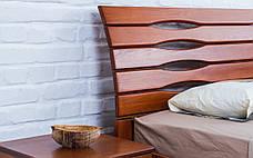 ✅ Деревянная кровать Марита V с механизмом 120х190 см ТМ Аурель (Олимп), фото 2