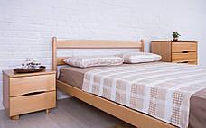 ✅ Деревянная кровать Лика 80х190 см ТМ Аурель (Олимп), фото 3