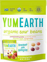 Органические конфетки драже - Yum Earth