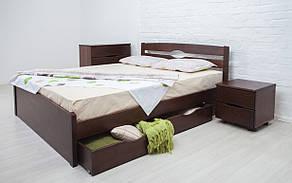 ✅ Деревянная кровать Лика Люкс с ящиками 80х190 см ТМ Аурель (Олимп), фото 2