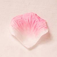 Искусственные лепестки роз (бело-розовый) №23, фото 1