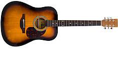 Акустическая гитара MAXTONE WGC408 (SB)